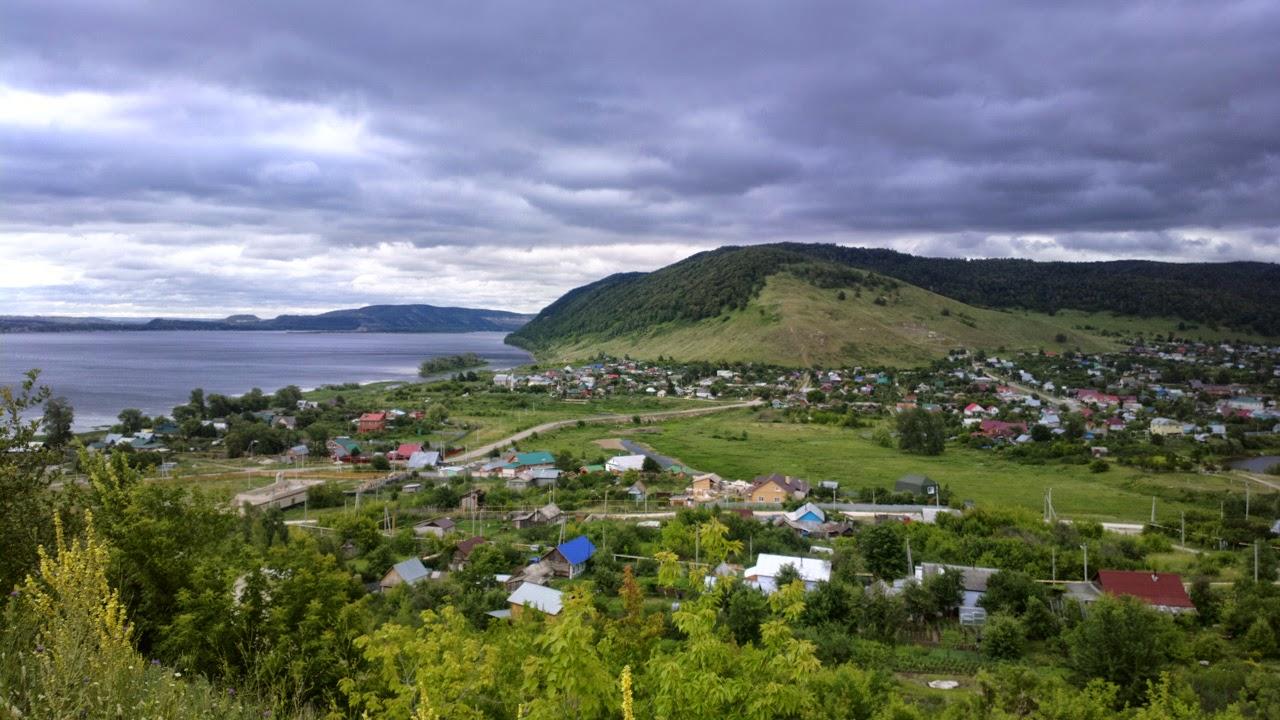 фото горы домик